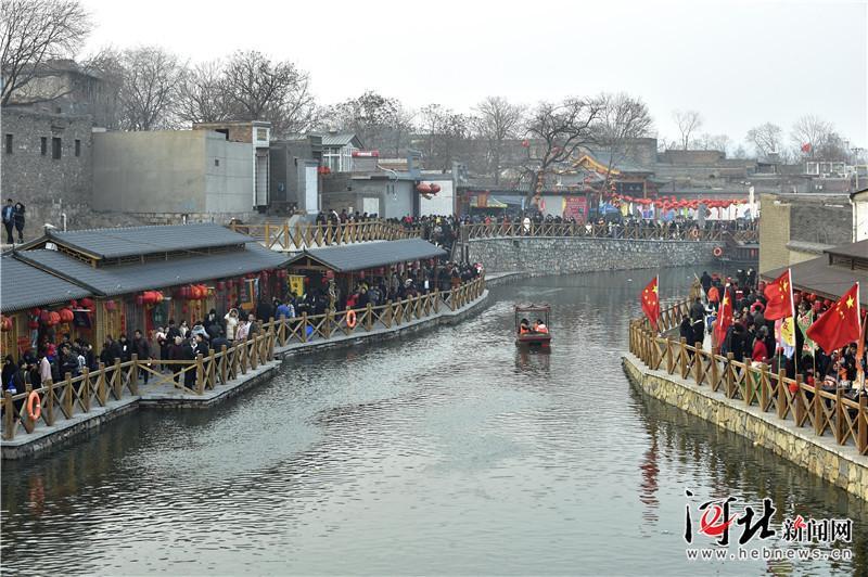 邯郸:游特色小镇 品年俗文化(组图)