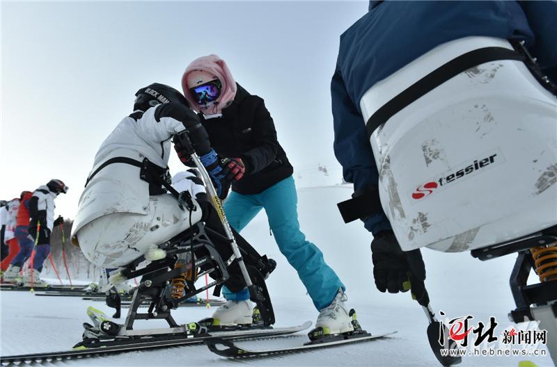 崇礼新雪季来了,河北冰雪健儿奥运参赛梦在熔铸