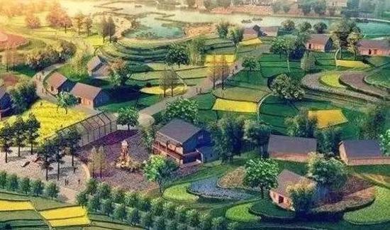 田园综合体_田园综合体=乡村旅游?休闲农业要避免这些误区